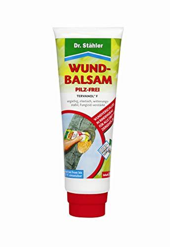 Dr. Stähler 030251 Wundbalsam/Wundverschlussmittel, 250 g Pinseltube inklusive Pilz-Frei