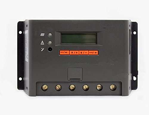 GOWE Tampa Mall 60A 12V 24V Auto EP Controller Display LCD Charge Ranking TOP5 Solar PWM