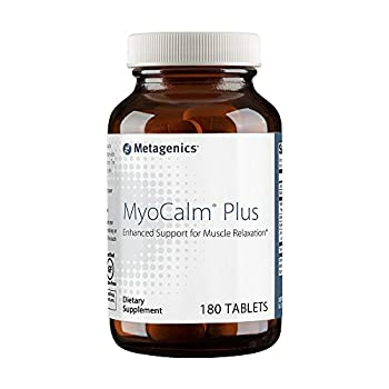 Metagenics MyoCalm Plus® – Enhanced Support for Muscle Relaxation* | 60 servings