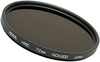 Hoya 67mm Neutral Density ND-400 X, 9 Stop Multi-Coated Glass Filter