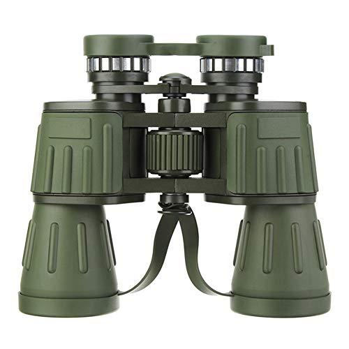 GKD Potente Zoom HD Prismáticos Día/Noche 60X50 Caza La Óptica del Telescopio Astronómico Objetivo + Ajuste del Ocular