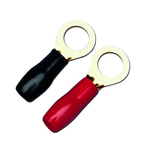 Sinuslive RKS-16/12 Ringkabelschuhe 12 mm Loch 16 mm², 2 Stück