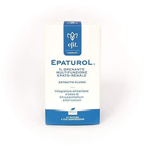 Integratore drenante epato-renale Epaturol Estratto Secco - Efit