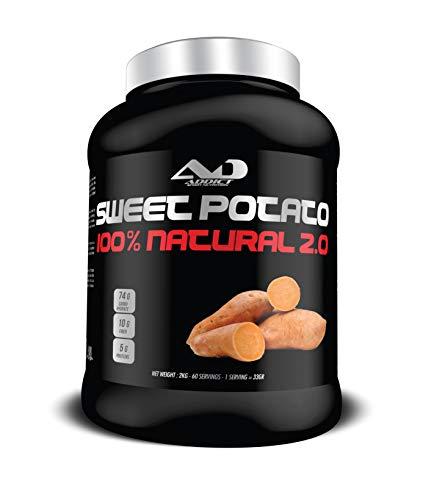 Protéine masse musculaire   Multivitamines muscluation   Prise de poids   Sweet Potato + Isobolic   Sweet Potato   100% Naturelle   2 kg