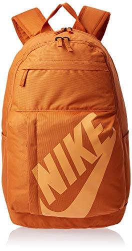 Nike Elemental Backpack Rucksack, Cinder orange/Cinder orange/Fuel orange, MISC