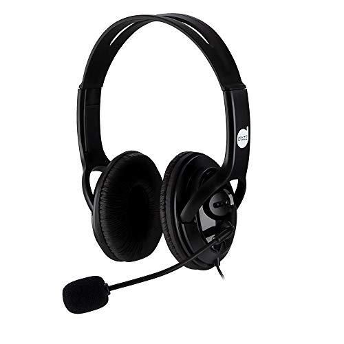 Headset Black para Xbox360, Dazz, 621102, Preto