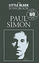 Paul Simon Little Black Songbook 80 chansons