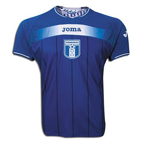 Joma Honduras Soccer Jersey (Away 10/11) (S) Royal Blue