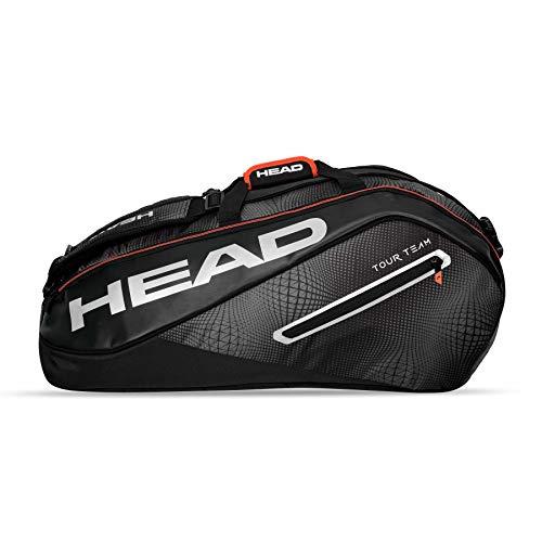 HEAD Tour Team 15R Megacombi - Sacca sportiva classica, 13-15, colore: Nero
