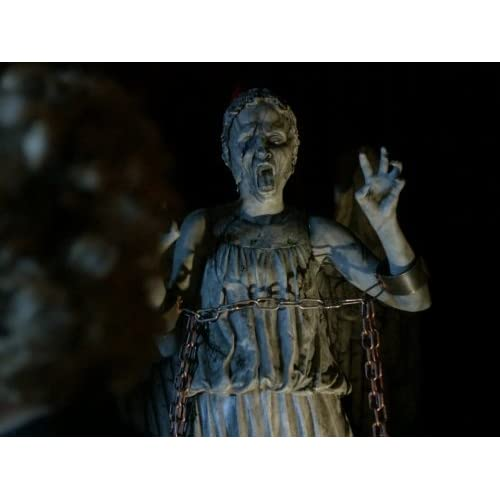 Dr Who Enemy Weeping Angel Attacking Official LIFESIZE CARDBOARD CUTOUT