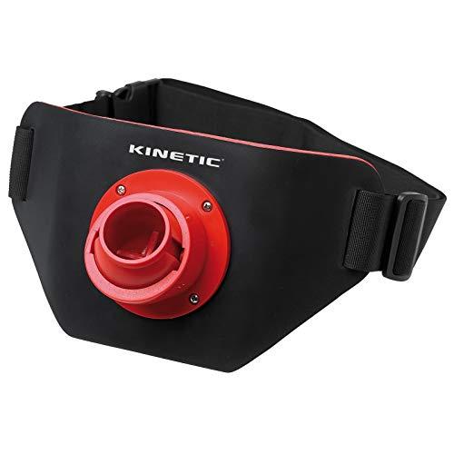 Kinetic Kampfgurt angeln Bauchgurt Gimbal - Deluxe Fighting Belt verstellbar