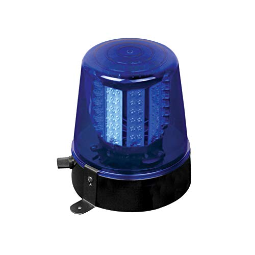 Fasent-Party® LED Polizei Police Blaulicht Blau Licht Rundumleuchte