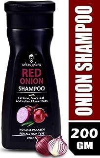 UrbanGabru Onion Shampoo For Hair Growth & Hairfall Control - Paraben & Sulphate Free, 200 g
