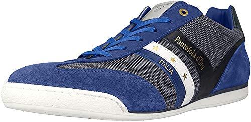 Pantofola d'Oro Herren Sneaker Low Vasto NB Uomo Low Loreto, Olympian Blue, 48 EU