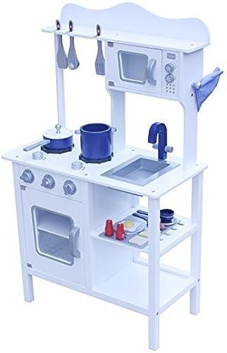 moda clasica Berry Toys Contemporary Wooden Play Kitchen by Berry Berry Berry Toys  venta con descuento