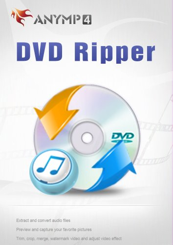 AnyMP4 DVD Ripper – 1 Year License [Download]