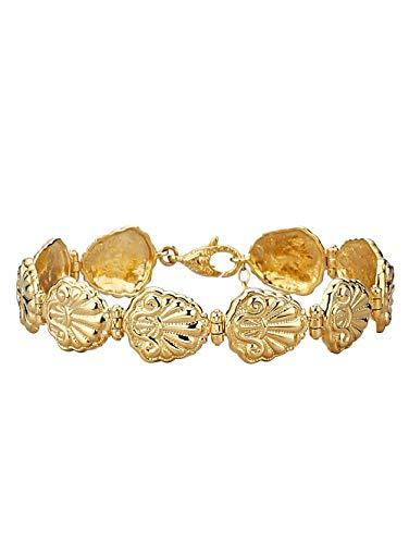 Diemer Gold Armband in Gelbgold 585 Gelb
