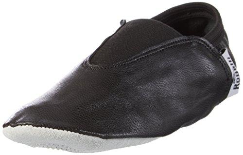 Rogelli Damen Gymnastik Schuhe, Schwarz, Größe 39