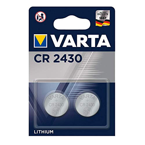 Varta CR2430 - 2x - batteria al litio