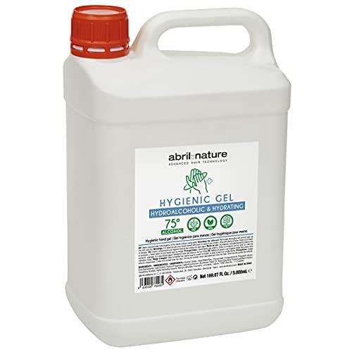 Gel Hidroalcoholico Higienic Gel abril et nature 5.000ml.