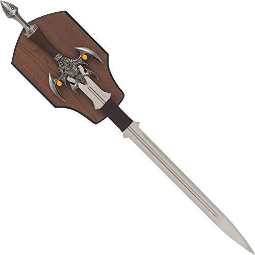 MFH Fantasieschwert Schwert mit Wandhalterung
