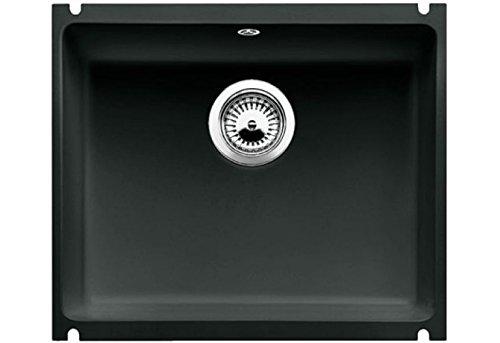 BLANCO SUBLINE 500-U - Fregadero (500 x 400 mm, 53 cm, 46 cm, 19 cm)