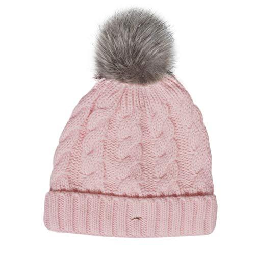 Schockemöhle - Berretto da donna Baila, in maglia, colore rosa