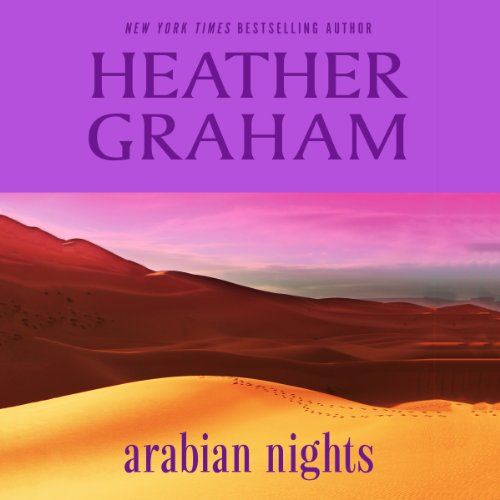Arabian Nights audiobook cover art