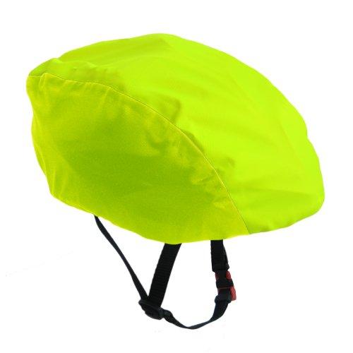 MadeForRain Regenschutz/Schutzhülle für Fahrradhelme - CityBeetle - Neongelb