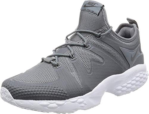Nike Waffle Racer 17 Cool Grey/Gym Red-Summit White (10 Mens)