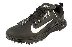 Nike Mens Lunar Command 2 Golf Shoes, Black (Negro 002), 43 EU