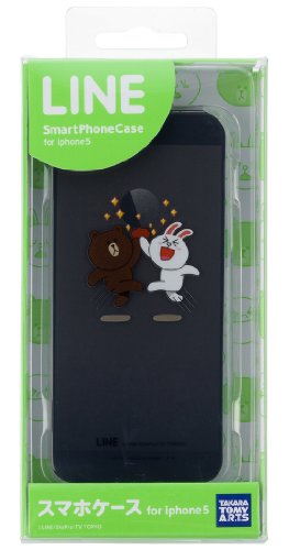 LINE CHARACTER smartphone case Isc-05 (japan import)