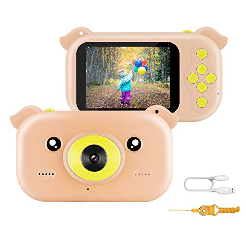 JAMSWALL Kids Camera Rechargeable Digital Camcorder...