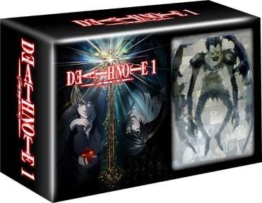 Death Note-Vol. 1 [Édition Collector Limitée et Numérotée]