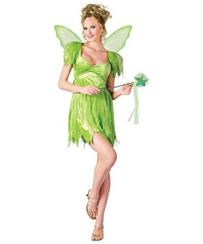 Fun World Womens Neverland Fairy Adult Costume - Medium/Large