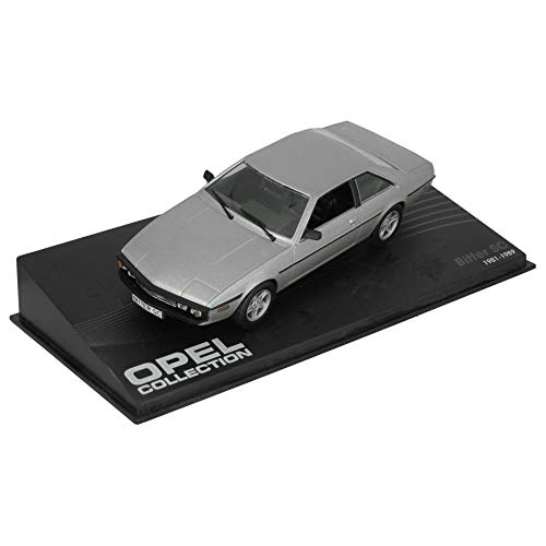 Modellauto Opel Bitter SC 1981-1989 (1:43) - silber