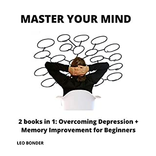Master Your Mind: 2 Books in 1 cover art