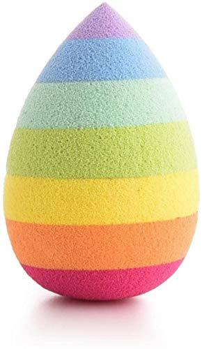 Sgualie Makeup Sponge Blender Foundation Puff, Flawless for Liquid Creams Powders (Gourd), Water Drops