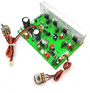 ERH INDIA Ready to use 4.1 Home Theater Amplifier Circuit Board Kit for Home Theatre Complete Kit