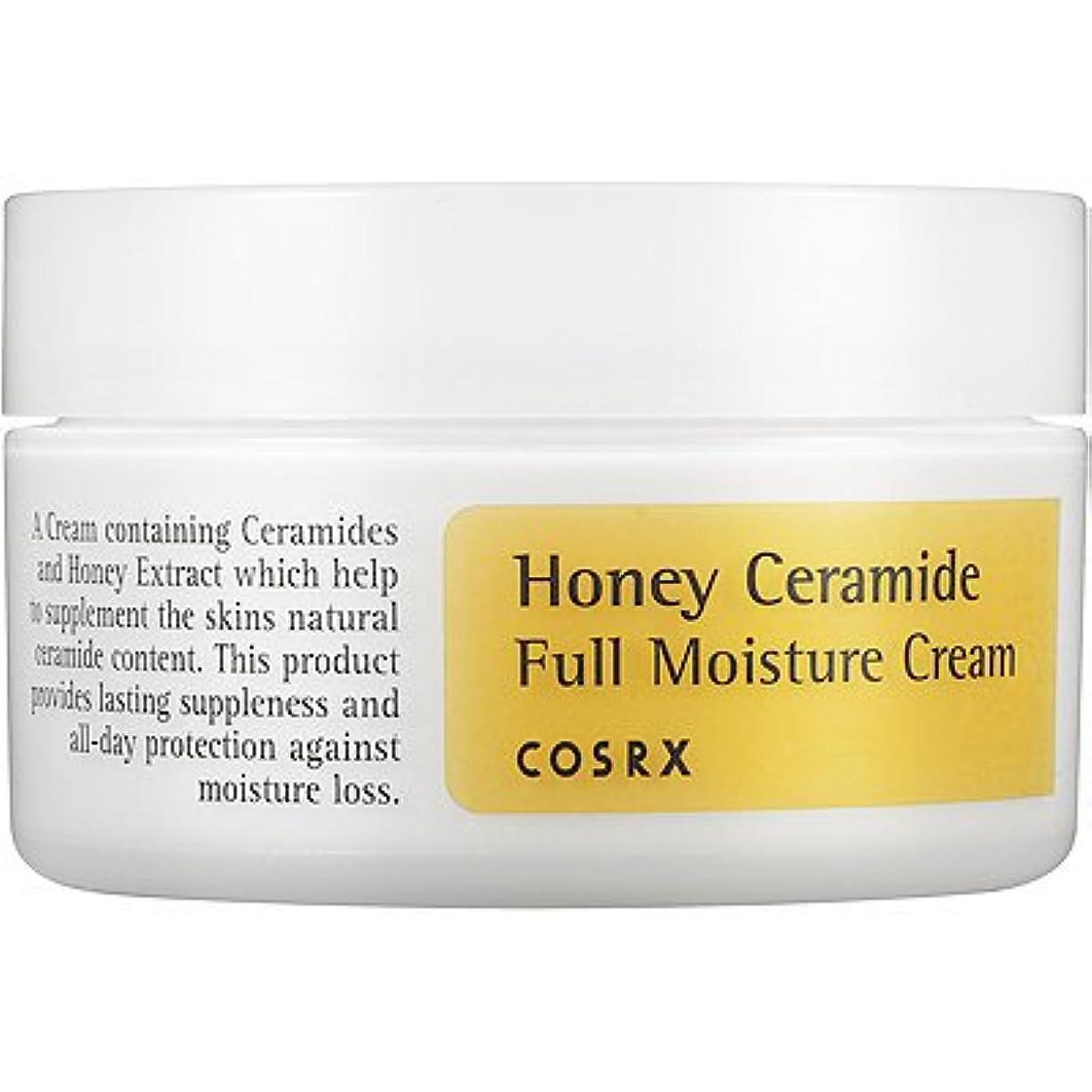 メモ揃える呪われたCOSRX Honey Ceramide Full Moisture Cream 50g/ハニーセラミド フル モイスチャークリーム -50g [並行輸入品]