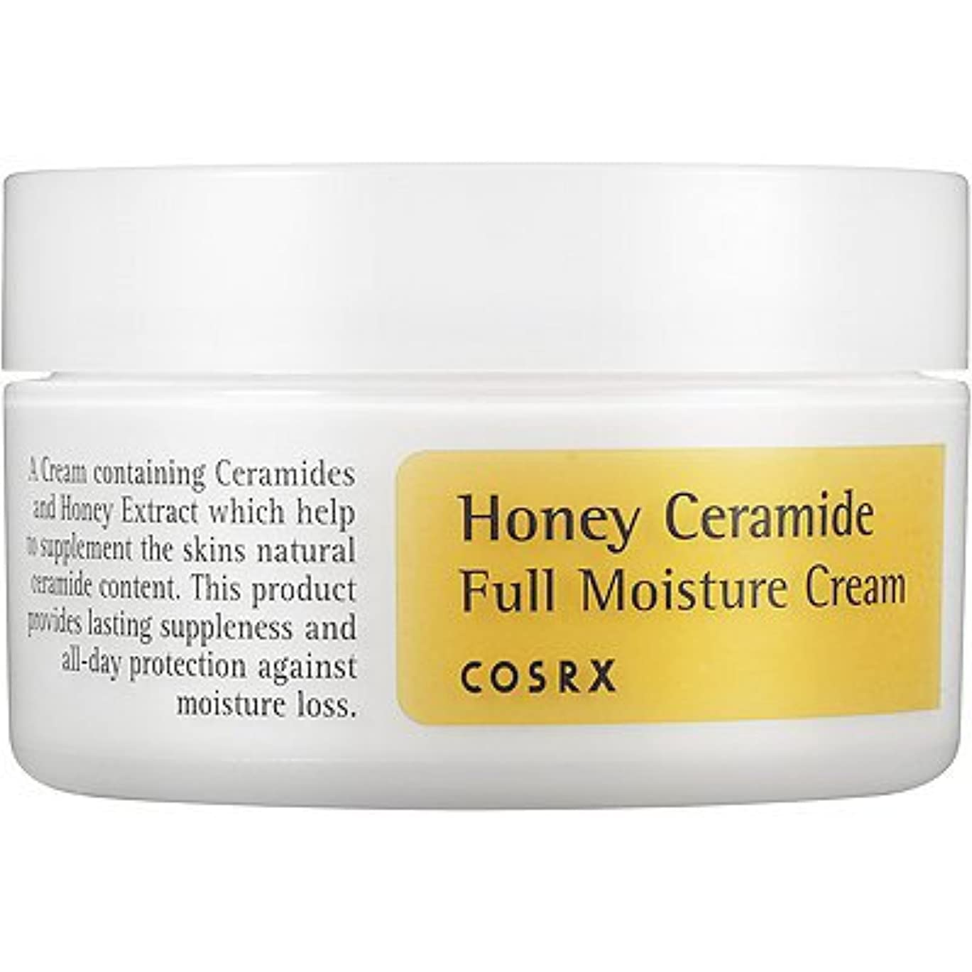 砦羊の恨みCOSRX Honey Ceramide Full Moisture Cream 50g/ハニーセラミド フル モイスチャークリーム -50g [並行輸入品]