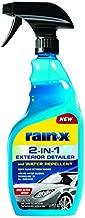 Rain-X 620115 2-in-1 Exterior Detailer and Water Repellent, 23 oz.