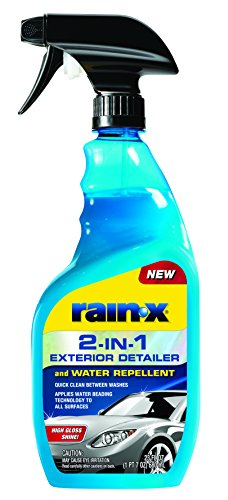 Rain-X 620115 2-in-1 Exterior Detailer and Water Repellent
