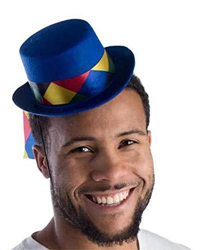 Dress Up America Chapeau de bande coloré mini adulte