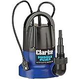 Clarke PSP105 Puddle Pump With Auto Sensor