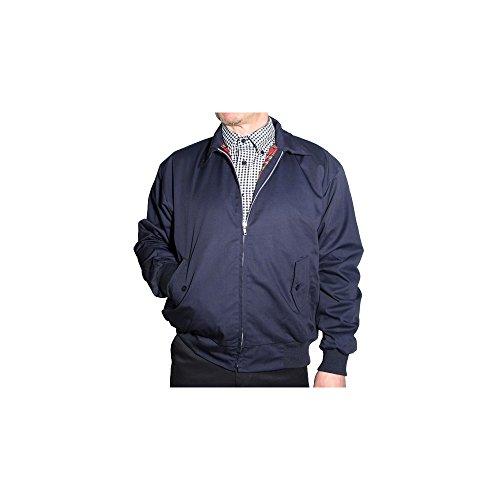 Relco Mens Harrington Jacket Navy XL