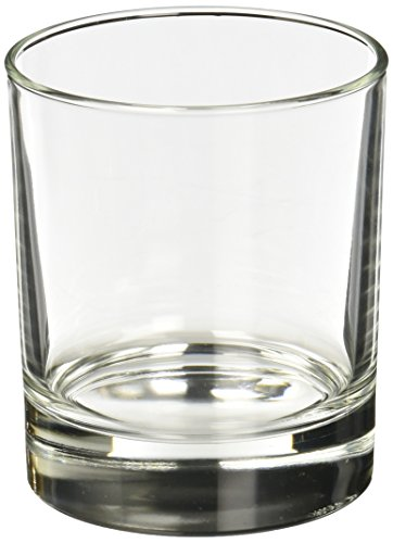 Borgonovo Stelvio-11142121 Juego de 12 Vasos de Vidrio, 250 ml