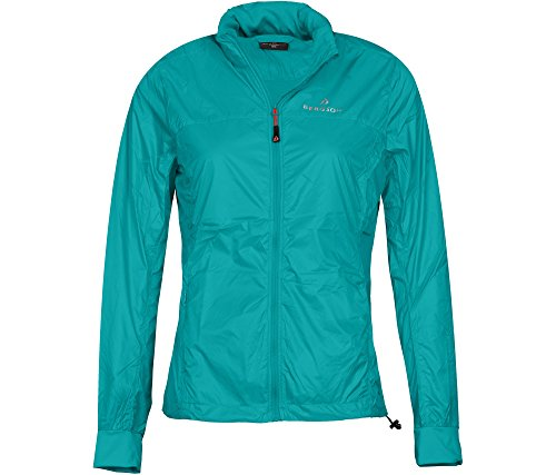 Bergson Damen Windjacke BEE, Viridian Green [201], 36 - Damen