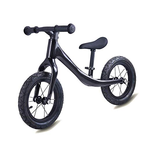 Lowest Prices! Zjnhl Children's Fun/Carbon Fiber Balance Bike Wino Pedal, Safe and Comfortable 2-6 Y...