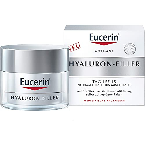 Eucerin - Anti-Age Hyaluron-Filler Tag LSF 15